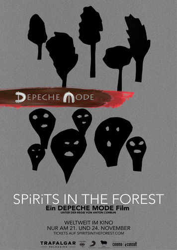 """DEPECHE MODE: Spirits in the Forest"""