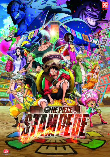 "Anime-Night: ""ONE PIECE: STAMPEDE"""