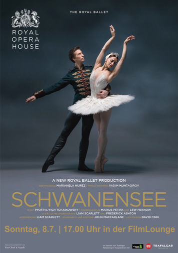 Royal Opera House: SCHWANENSEE